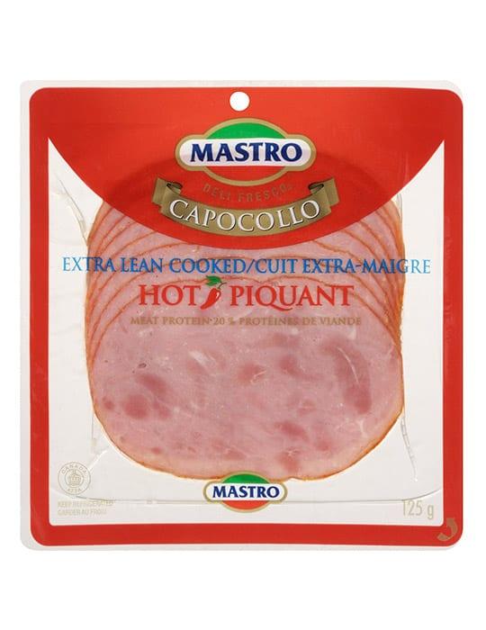 Mastro<sup>MD</sup> Capocollopiquant, extra-maigre