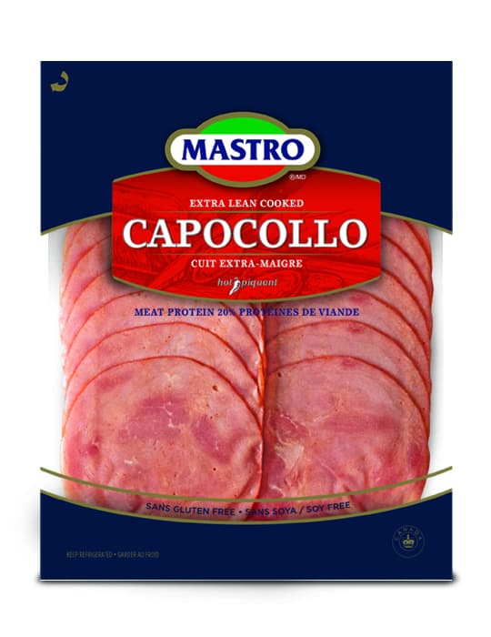 Mastro<sup>&reg;</sup> Hot Capocollo &#8211; Extra Lean