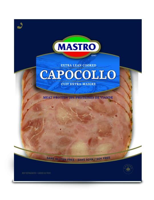 Mastro<sup>MD</sup> Capocollo doux, extra-maigre