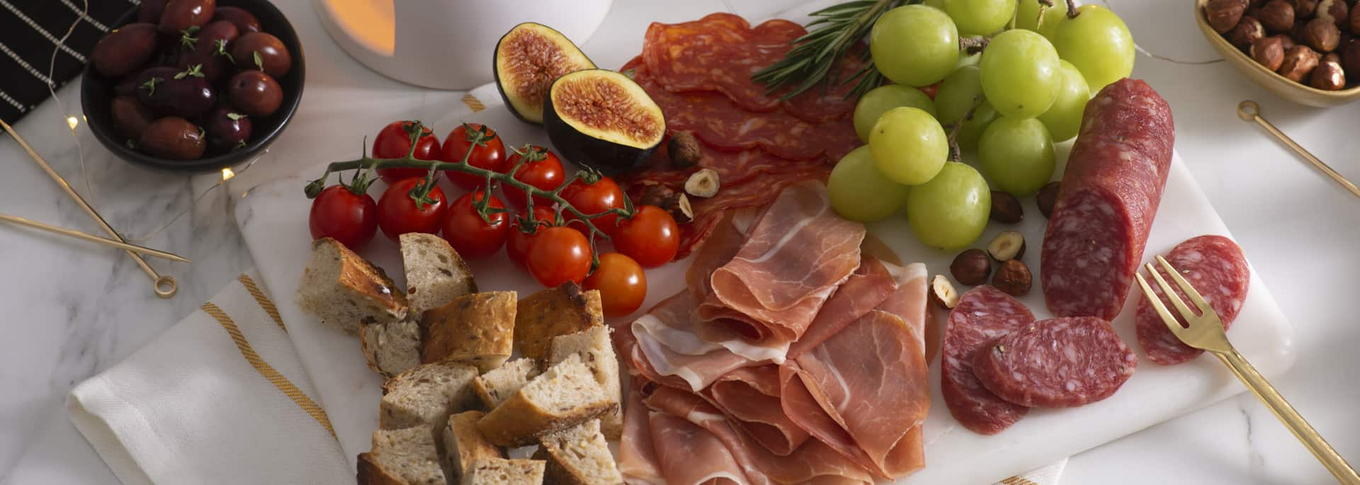 Charcuterie Essentials<br>for <strong>Any</strong> Occasion</strong>