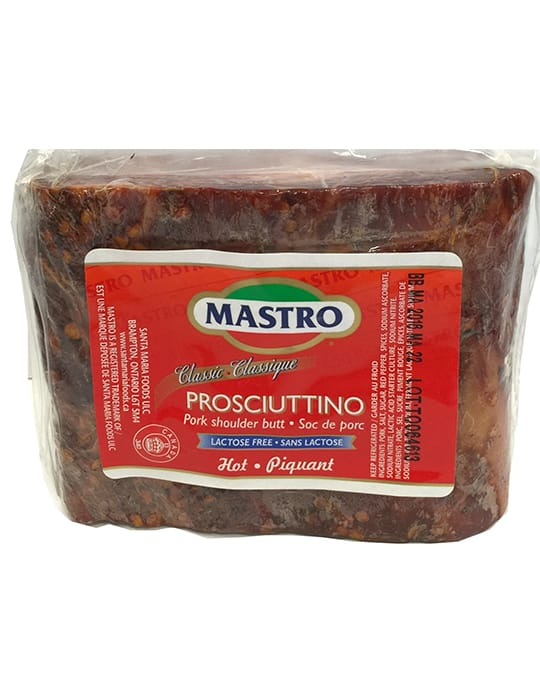 Mastro<sup>&reg;</sup> Hot Prosciuttino