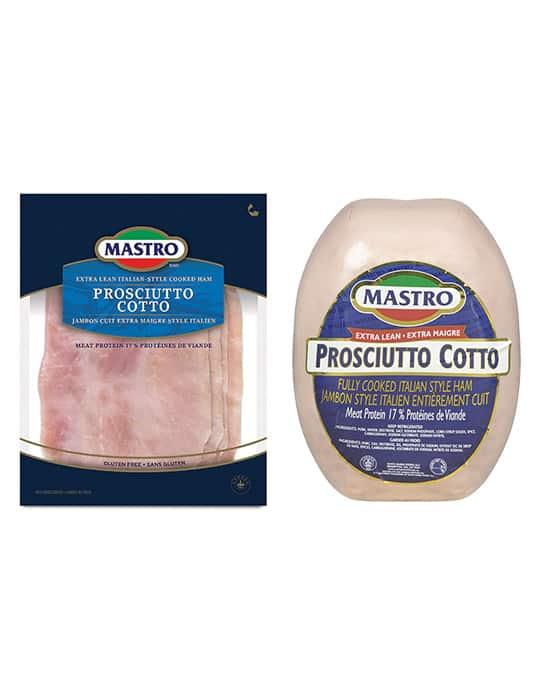 Mastro<sup>&reg;</sup> Prosciutto Cotto