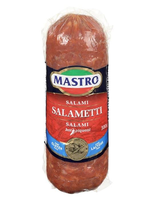 Hot Salametti Salami