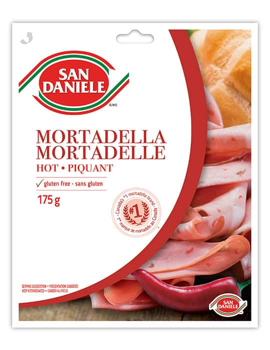 San Daniele<sup>&reg;</sup> Mortadella Hot