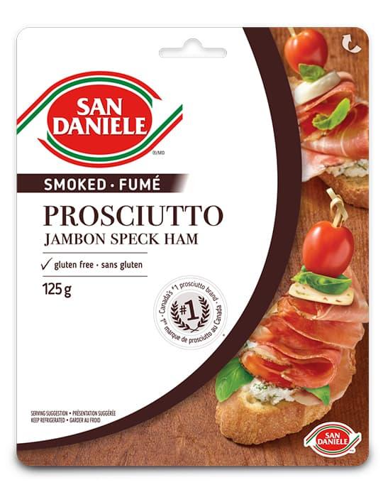 Smoked Prosciutto