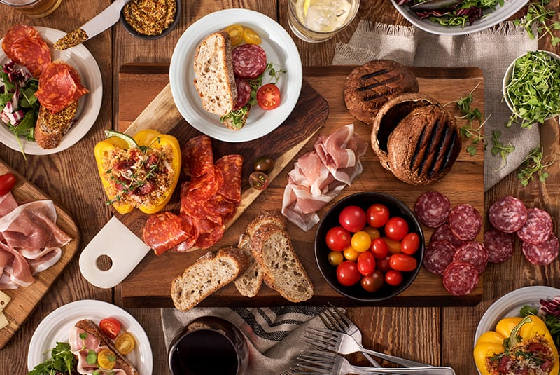 Charcuterie Board Sides