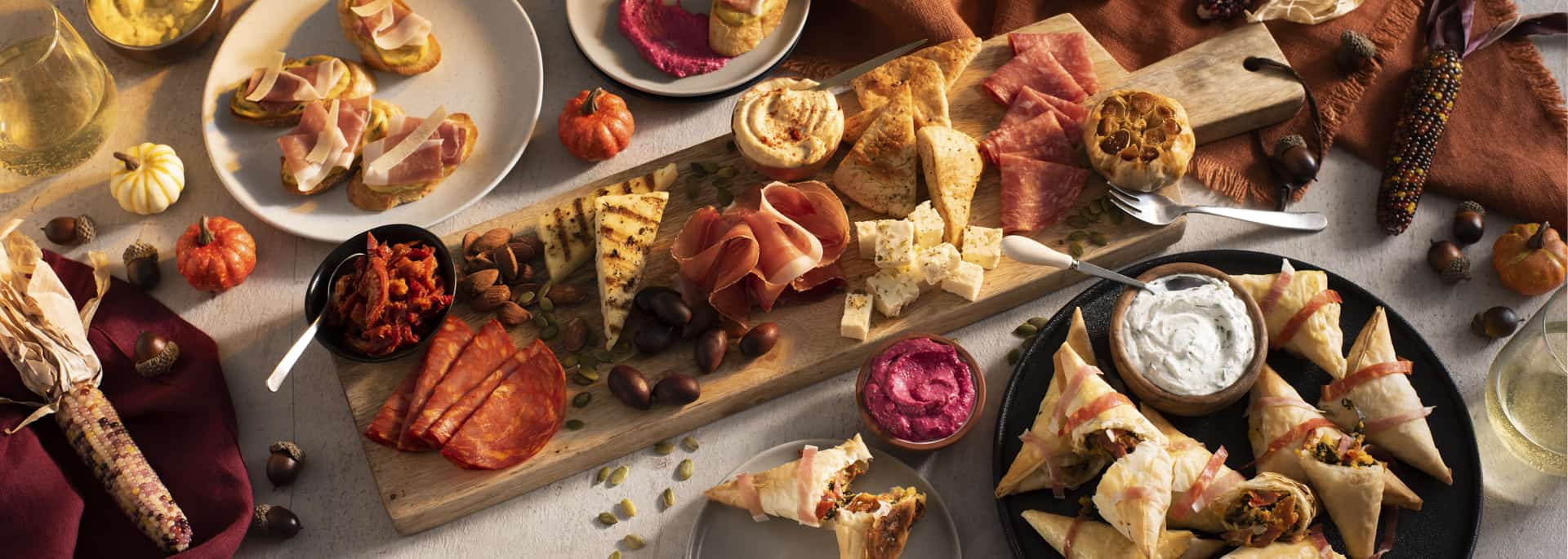 About Charcuterie Trio