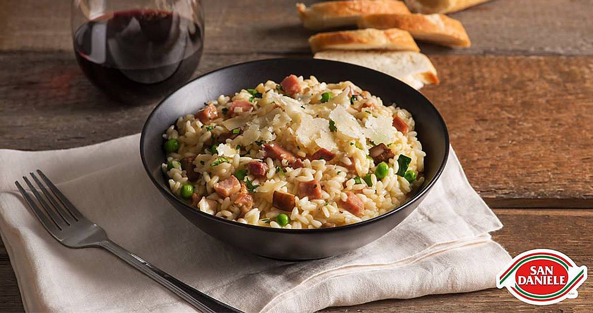 Country-Style Risotto