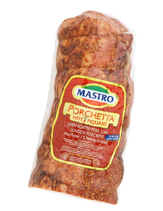 Mastro<sup>®</sup> Hot Porchetta