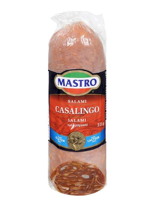 Salami Casalingo, piquant