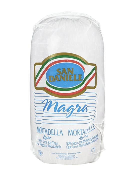 San Daniele<sup>®</sup> Mortadella Light