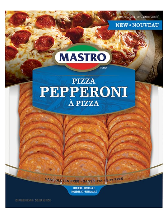 Mastro<sup>®</sup> Pizza Pepperoni