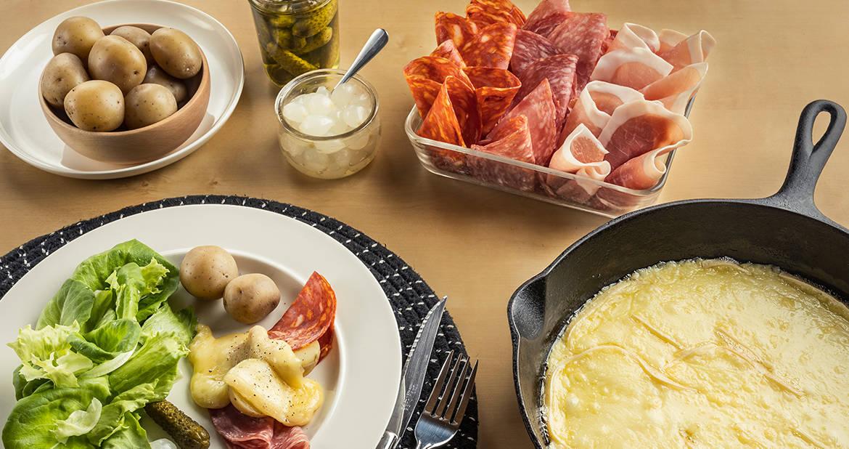 Raclette simple