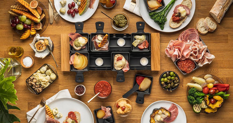 Raclette à La Mastro® !