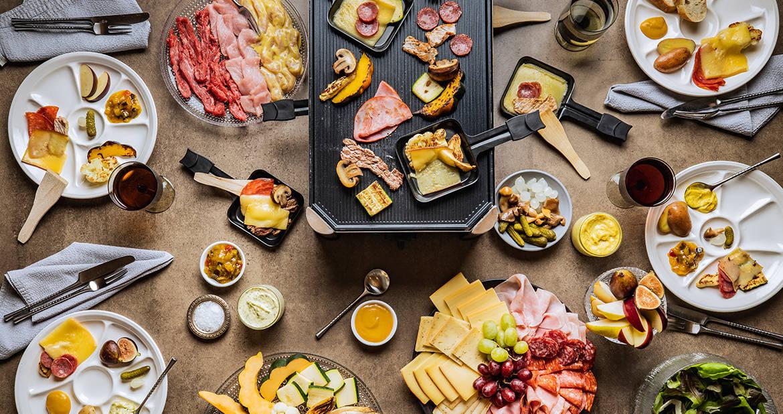 Raclette gastronomique