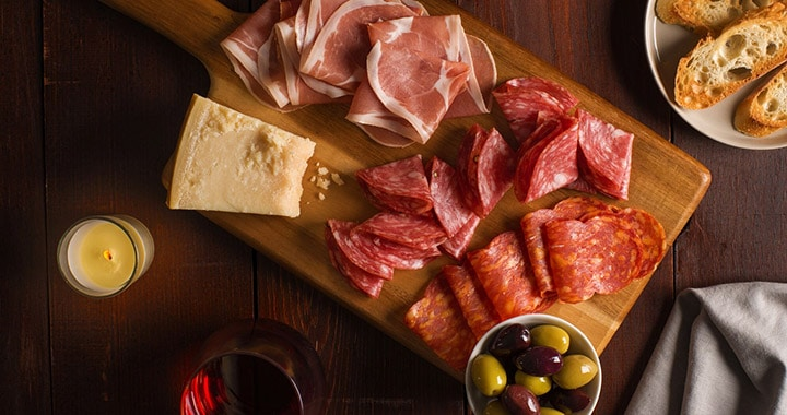 View Charcuterie Boards