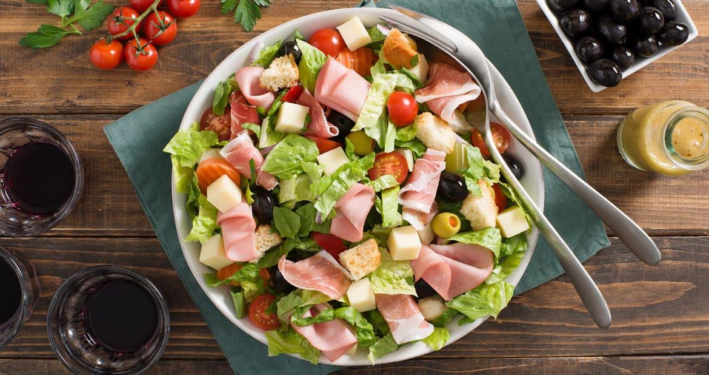 Deli Sub Salad